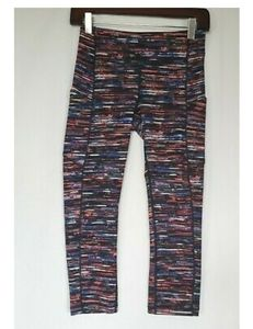 Lululemon Multicolor Pockets Capris 4